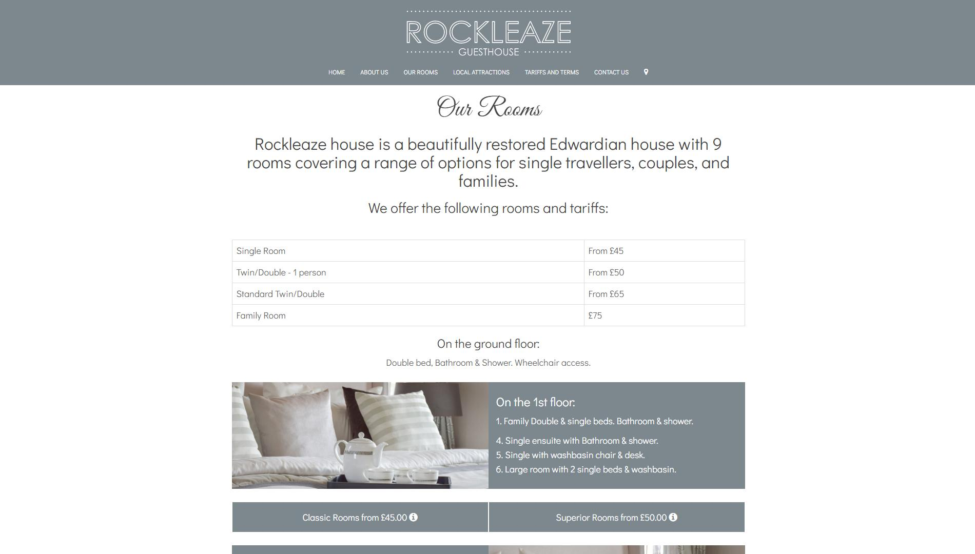 Rockleaze Guest House 3