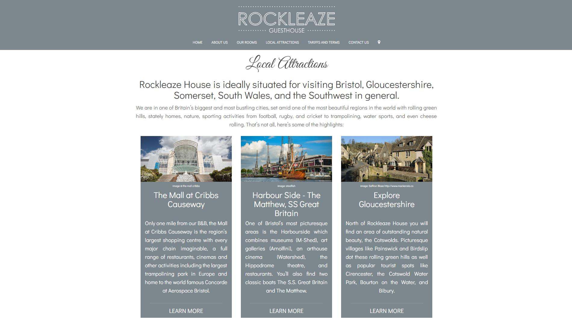 Rockleaze Guest House 4