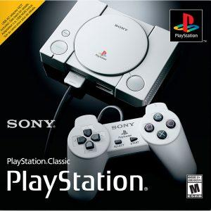 Sony PlayStation Classic 359 Extra Games