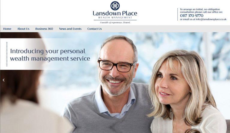 lansdown-website-design