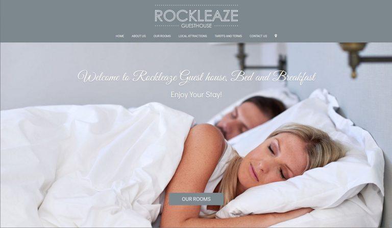 rockleaze-guesthouse-website-design